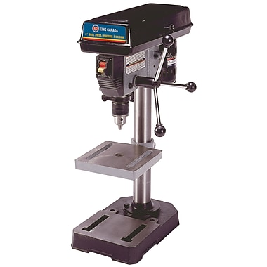 King Canada Drill Press, 8