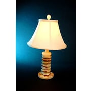 Rembrandt Home Auroras Onyx 21.5'' Table Lamp