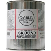 Gamblin Oil Painting Ground; 16 oz