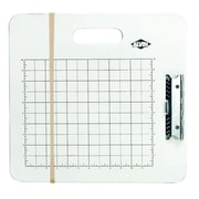 Alvin and Co. Heritage Gridded Sketch Board; 15.5'' W x 16.5'' D