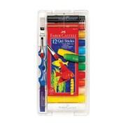 Faber- Castell Gel Sticks (Set of 12)