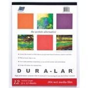 Grafix Wet Media Duralar Film Sheets (Set of 12); 12'' x 9''