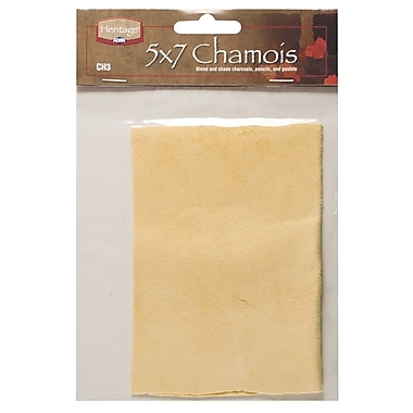 Alvin and Co. Chamois; 5'' W x 7'' D