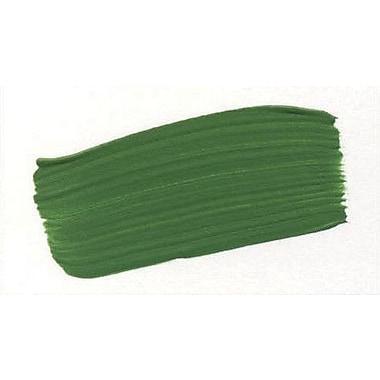 Golden Artist Colors 1 Oz Fluid Acrylic Color Paints; Chromium Oxide Green