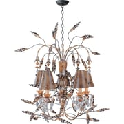 Flambeau Lighting Renaissance 5-Light Shaded Chandelier
