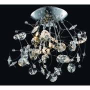 Elegant Lighting Maxime 12-Light Crystal Chandelier