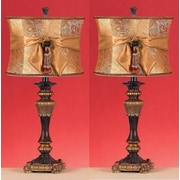 Aspire Michelle 26'' Table Lamp Set (Set of 2)