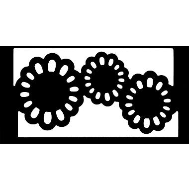 EK Success Garden Flower Border Punch