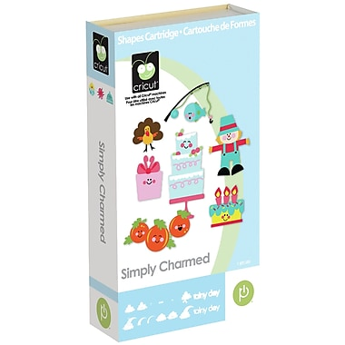 Cricut Simply Charmed Cartridge
