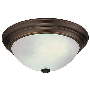 Lithonia Lighting Sheffield Large 1-Light Flush Mount