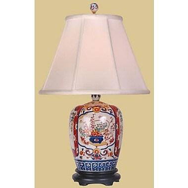Oriental Furniture Imari 25'' Table Lamp