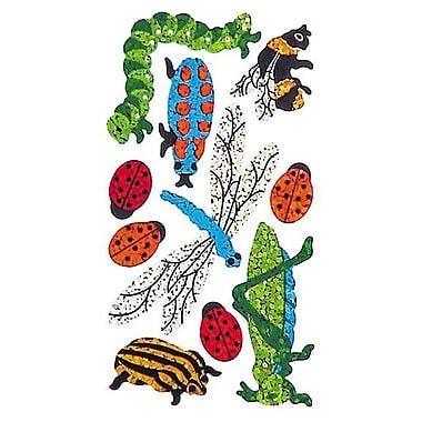 Jillson & Roberts Prismatic Bulk Roll Insect Sticker
