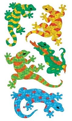 Jillson & Roberts Prismatic Bulk Roll Gecko Sticker