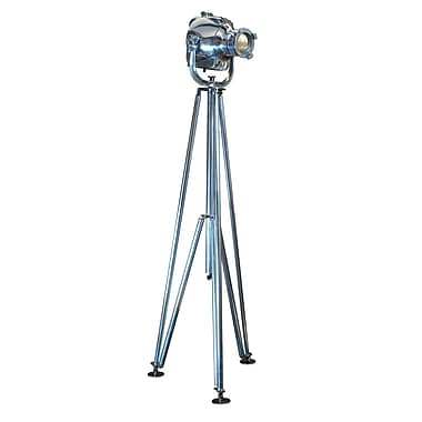 Authentic Models Cinema 62.25'' Tripod Floor Lamp
