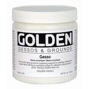Golden Artist Colors 8 Oz Gesso