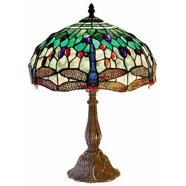 Warehouse of Tiffany Daffney 17'' Table Lamp