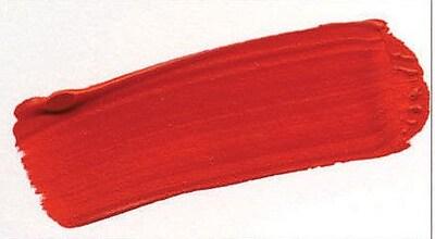 Golden Artist Colors 1 Oz Fluid Acrylic Color Paints; Pyrrole Red