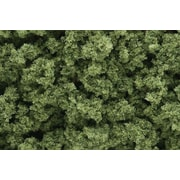 Woodland Scenics Bushes Bag; Light Green