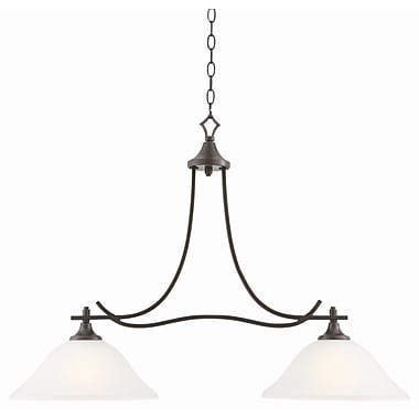 Design House Juneau 2-Light Pendant