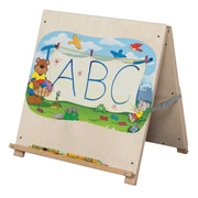 Wood Designs Big Book Tabletop Folding Board Easel