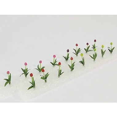 Wee Scapes Architectural Model Tulip (Set of 16)