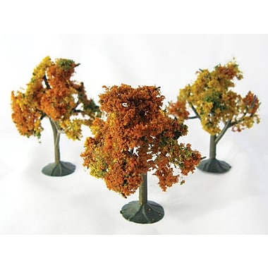 Wee Scapes Architectural Model Autumn Tree (Set of 3)