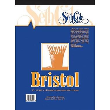 Seth Cole Bristol Board Pad; 12'' x 9''