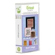 CricutWord Collage Cartridge