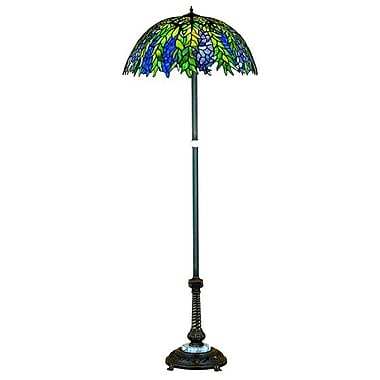 Meyda Tiffany Tiffany Honey Locust 60'' Floor Lamp