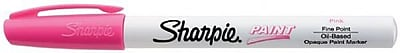 Sharpie Fine Point Paint Marker; Pink
