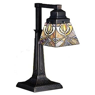 Meyda Tiffany Glasgow Bungalow 20'' Table Lamp