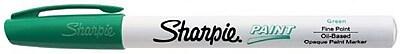 Sharpie Fine Point Paint Marker; Green