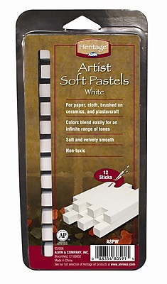 Alvin and Co. Soft Pastels Set (Set of 12) WYF078276327178