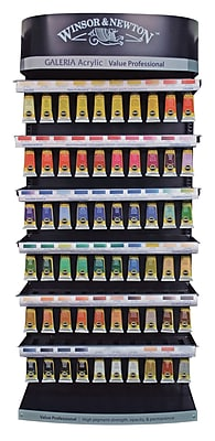 Winsor & Newton Galeria Acrylic Paint Tube Set WYF078276338960