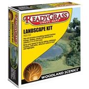 Woodland Scenics Ready Grass Landscape Kit