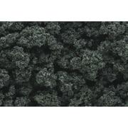 Woodland Scenics Bushes Bag; Dark Green