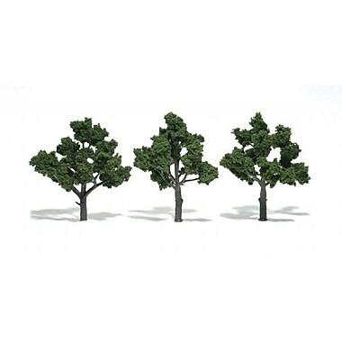 Woodland Scenics Ready Made Trees (Set of 3)