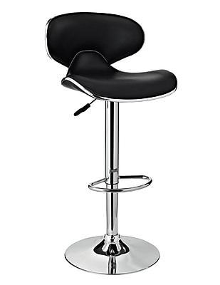Powell Furniture PU Metal Barstool