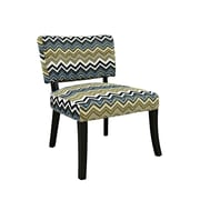 Powell Furniture Polyester Side Chair (383)