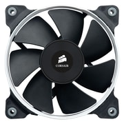 Corsair® Air Series SP120 PWM High Performance Edition High Static Pressure Fan, Black, Twin Pack