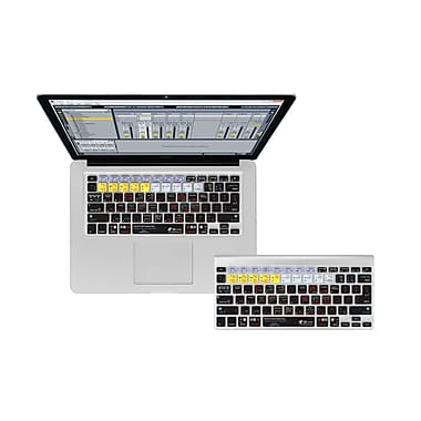 KB Covers Ableton Live Keyboard Cover For MacBook, Black