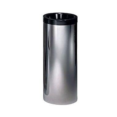 Peter Pepper Cylindrical Waste Basket; Haze