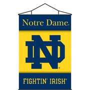 BSI Products NCAA Banner; Notre Dame