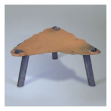Patina Products Riser Stand Fire Pit; 12 ''H