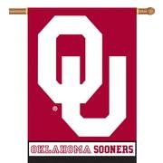 BSI Products NCAA 2-Sided Banner; Oklahoma
