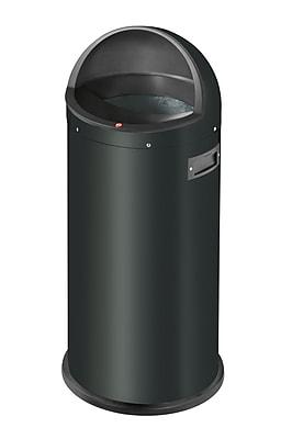 Hailo USA Inc. 13.2 Gallon Trash Can; Black
