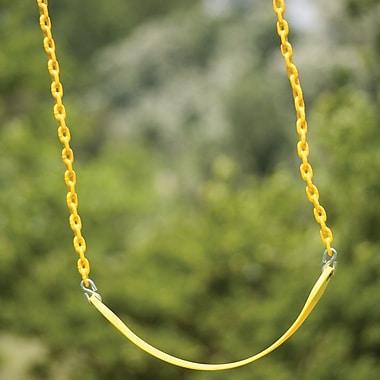 Kids Creations Belt Swing; Yellow