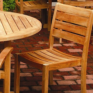Three Birds Casual Sedona Stacking Side Chair (Set of 4)