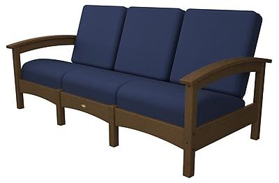 Trex Rockport Club Sofa; Tree House / Navy