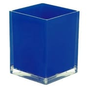 Gedy by Nameeks Rainbow 1.59 Gallon Resin Trash Can; Blue